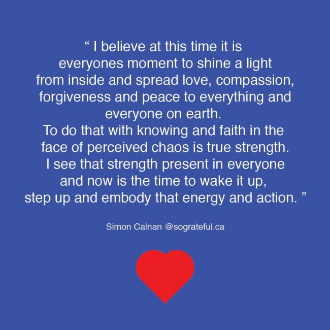 light love and peace quote