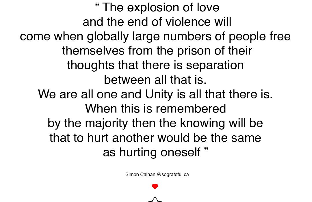 Unity and dissolving separation